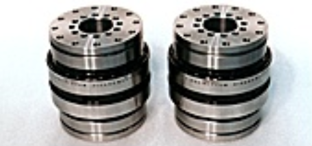 Rolling-Element Bearings - Rolling-Element Bearings lists ball bearing, roller bearing, and tapered-roller-bearing spindle assemblies. Typical applications include memory-disk testing, machine tools, coating rolls, precision pivots, and bearing testers.Model 4R-T - radial and axial error motions of less than ten-millionths of an inch.