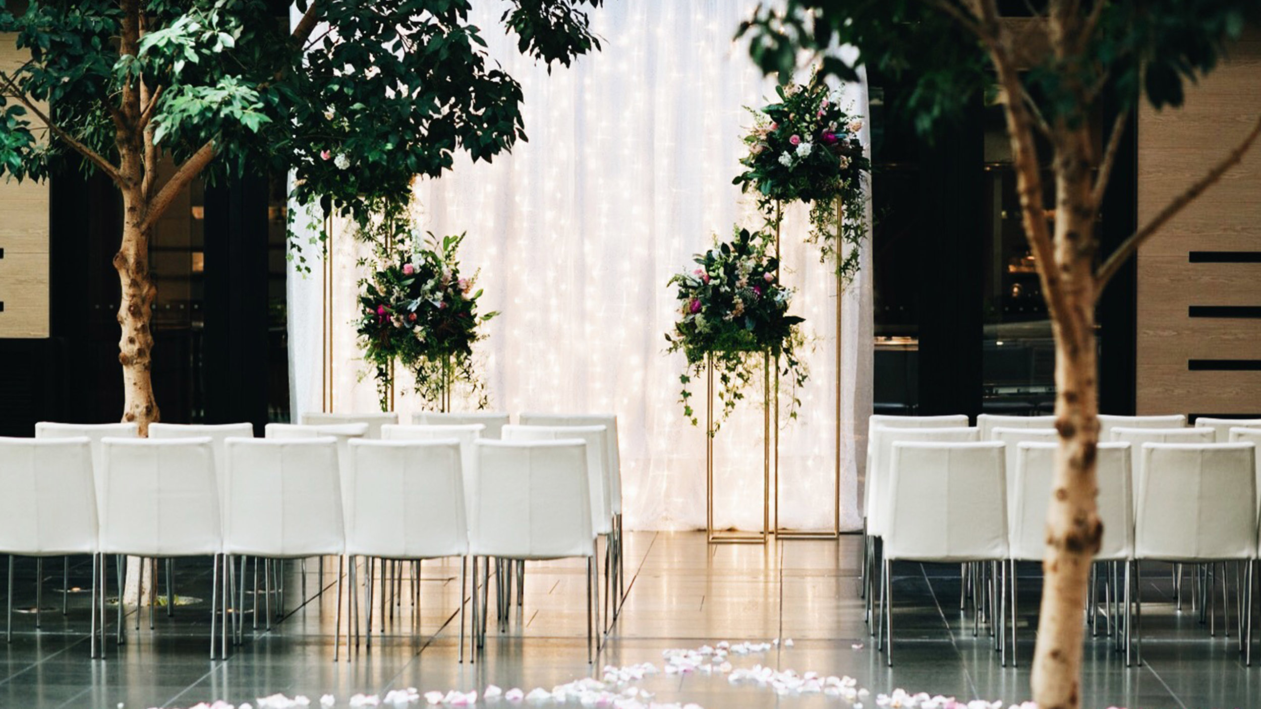 Should I Hire Or DIY My Wedding Draping?