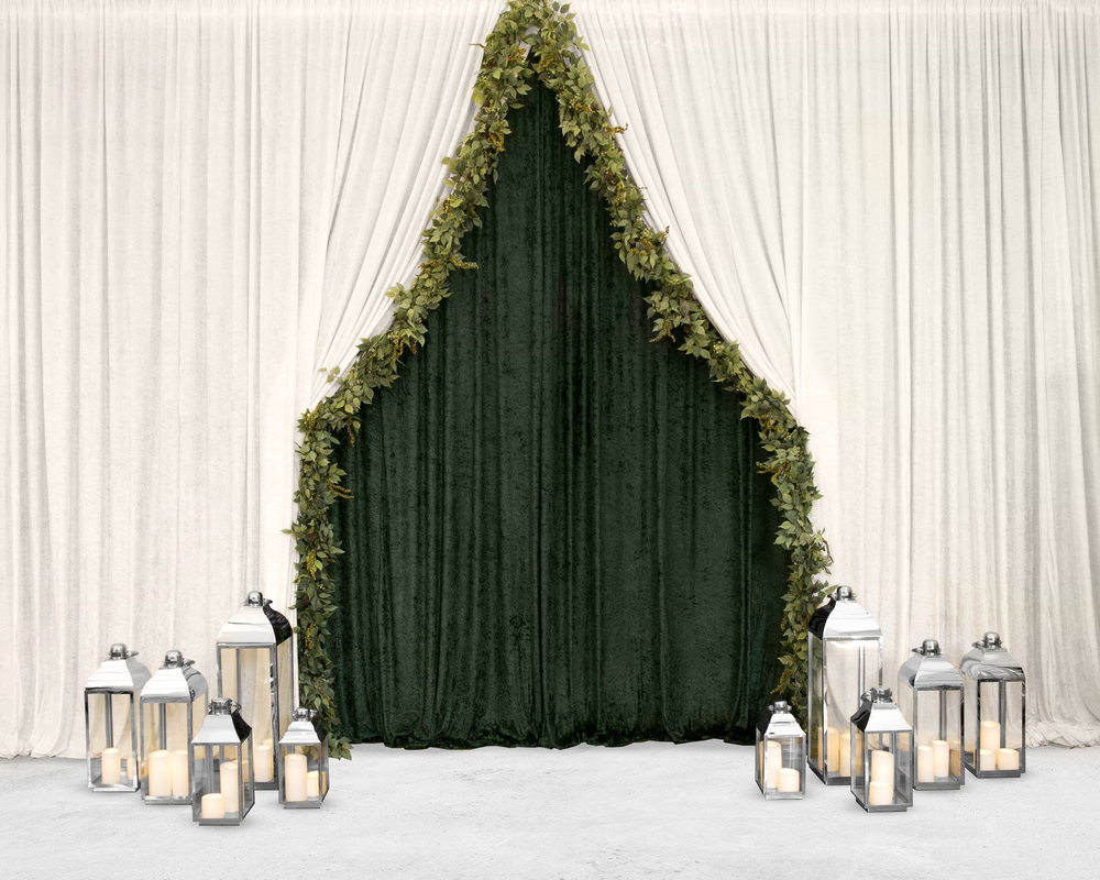 wedding draping melbourne