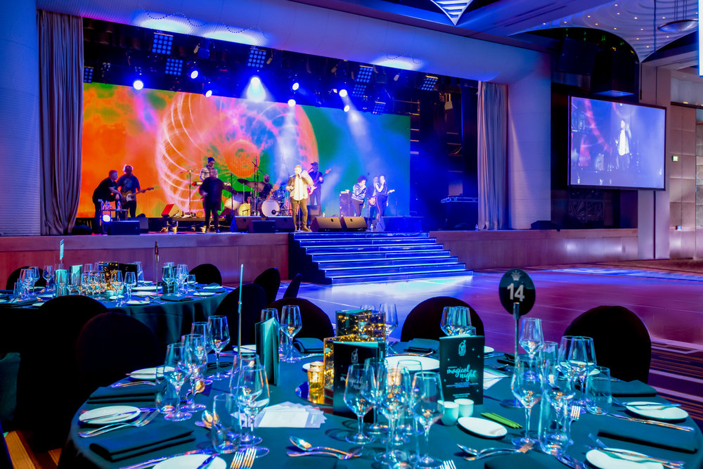 The RMHC Ball raises money each year from this event to assist seriously ill children. -