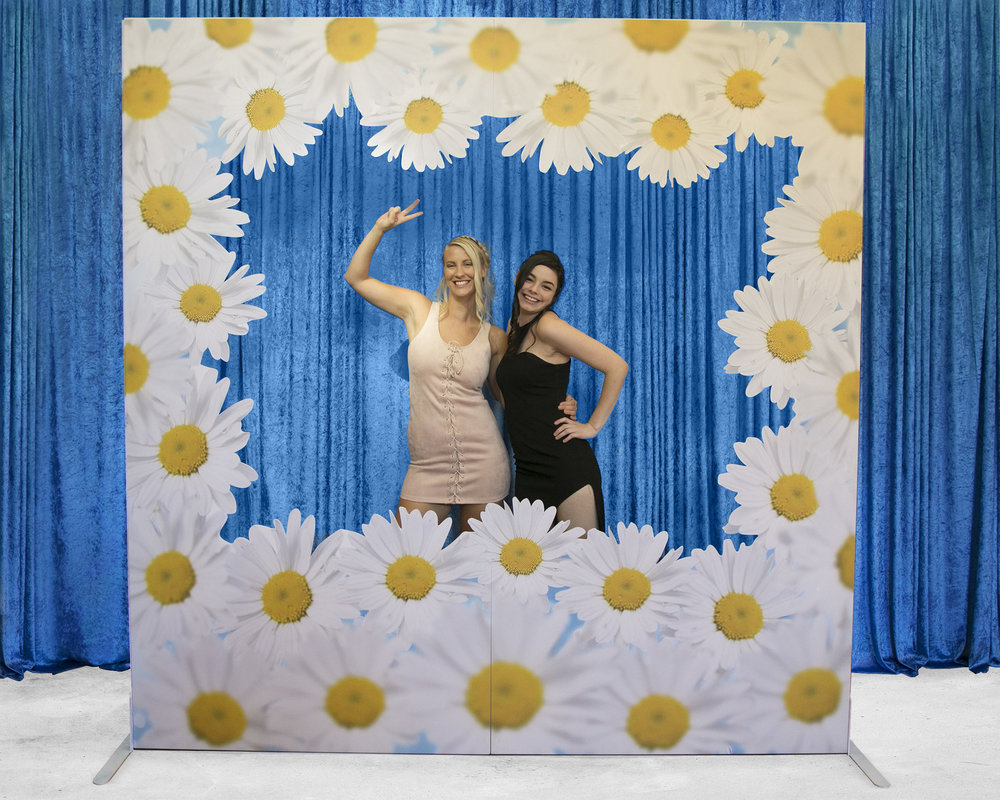 event backdrops melbourne