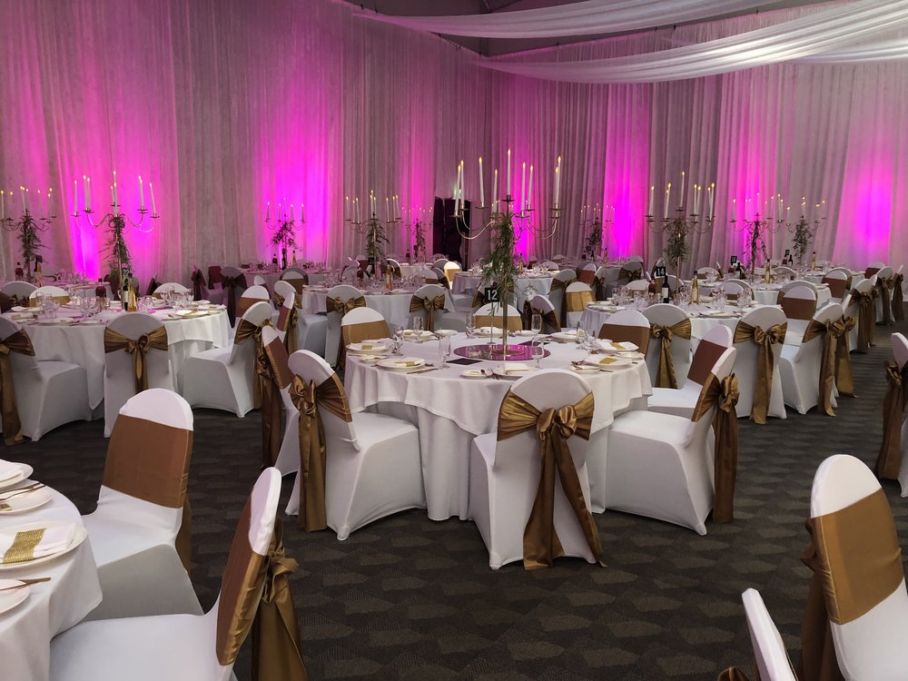 event draping melbourne