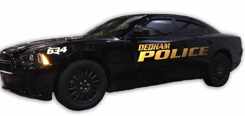 Dedham PD Stealth