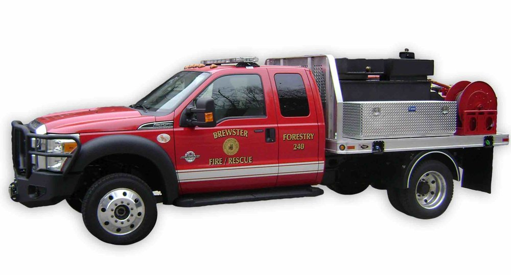 Brewster Fire