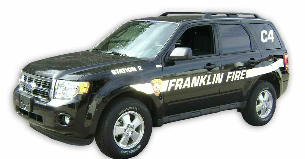 Franklin Fire