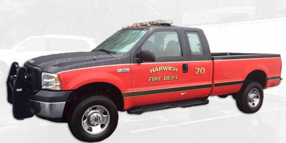 Harwich Fire