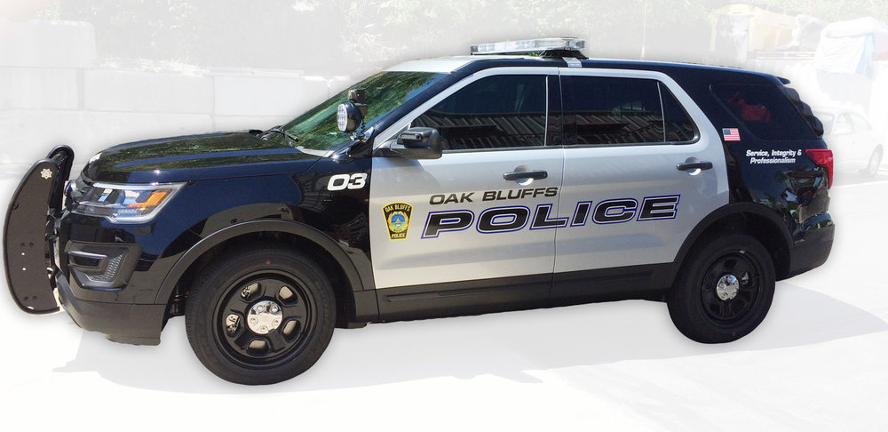 Oak Bluffs PD