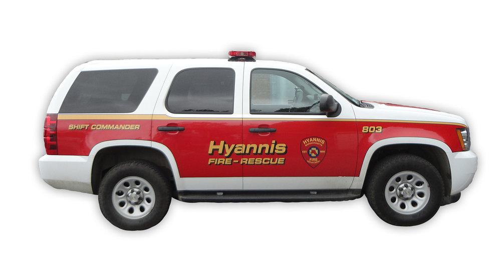Hyannis Fire