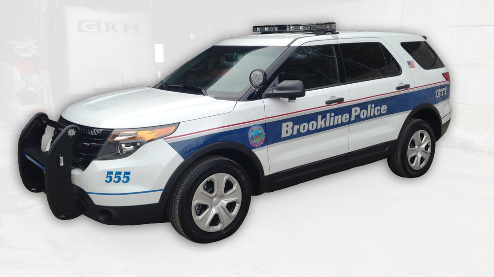 Brookline PD