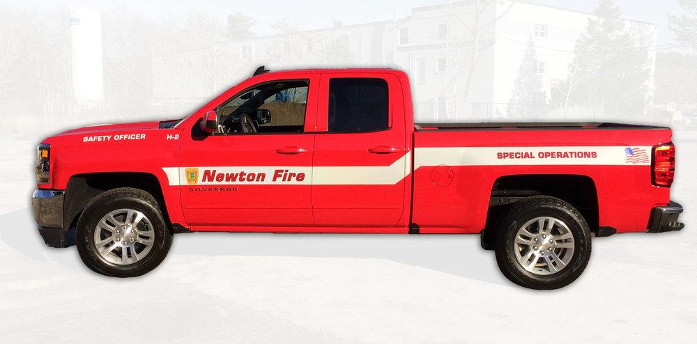 Newton Fire