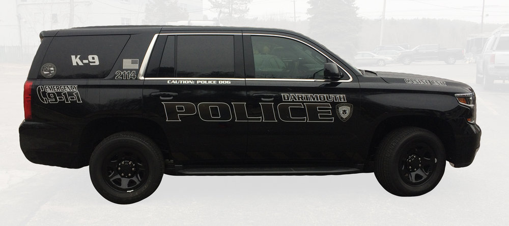 Dartmouth PD Stealth