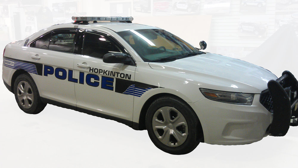Hopkington PD