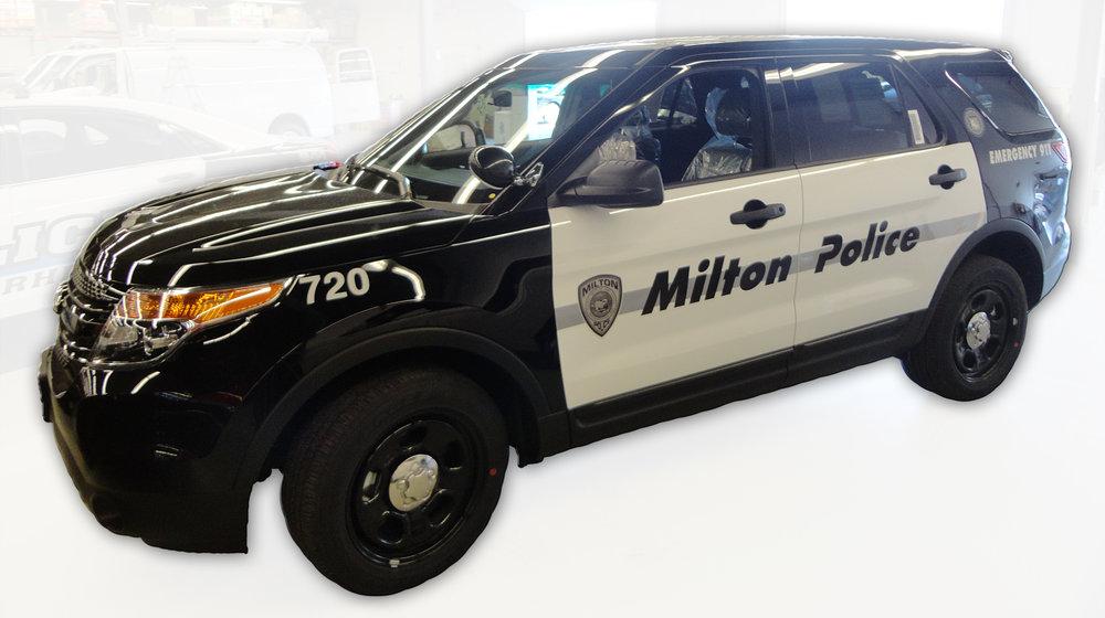 Milton PD