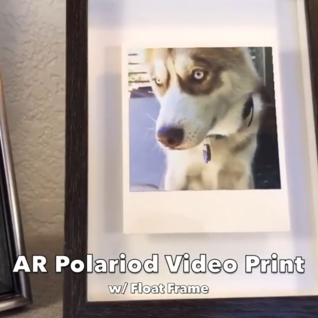 FLASH SALE starts TODAY!!! Get your AR Polaroid Video Print while they're 🔥! Link in bio... . . #augmentedreality #virtualreality #tech #techie #technology #photography #photographer #videography #videographer #gopro #drone #iphoneography #startup #startuplife #digitalart #newmediaart #art #mommy #mommyblogger #petsofinstagram #dogsofinstagram