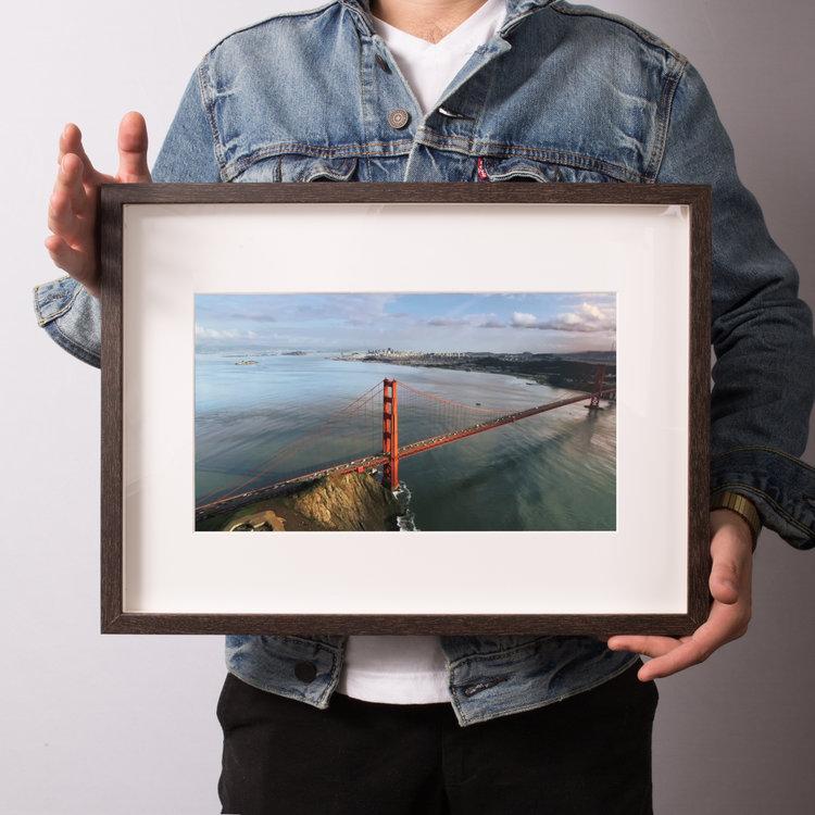 $50 - Large Float Frame -