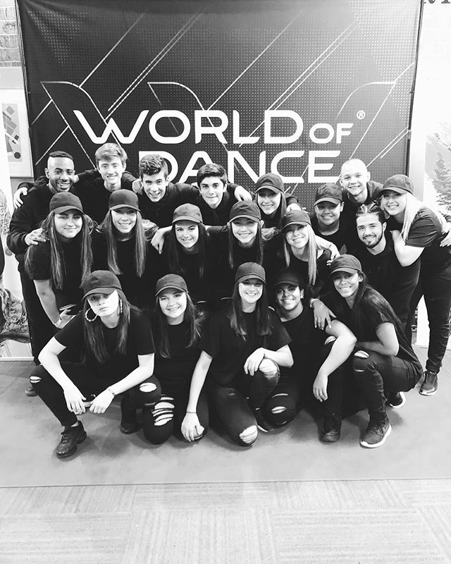 MDC made our debut on the WOD stage tonight! Thank you @worldofdance for allowing us to share our love of dance with you!! • Already looking forward to next time! #WODPHILLY18