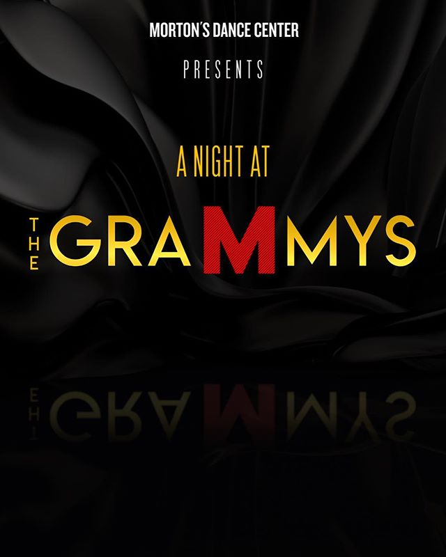 A Night at the Grammy's - June 12, 2019 - 7:00pm at the Hempfield Performing Arts Center •  Tickets go on sale Friday May 3, 2019 at 9:00am!!