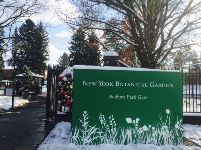 Blogmas Day 12- Postcards from the NY Botanical Gardens\' Holiday ...