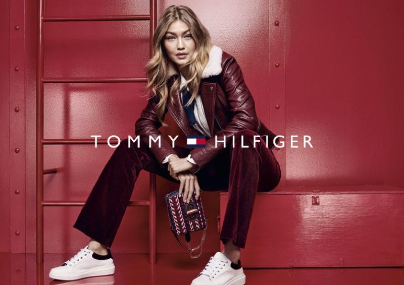 Branded Up: Tommy Hilfiger