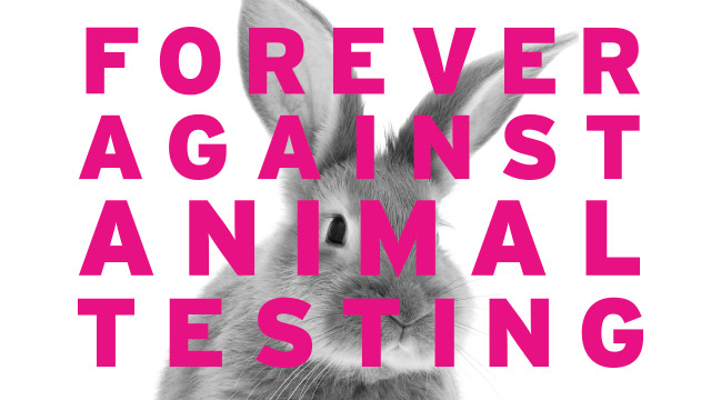 Image Courtney of The Body Shop  Forever Against Animal Testing Page