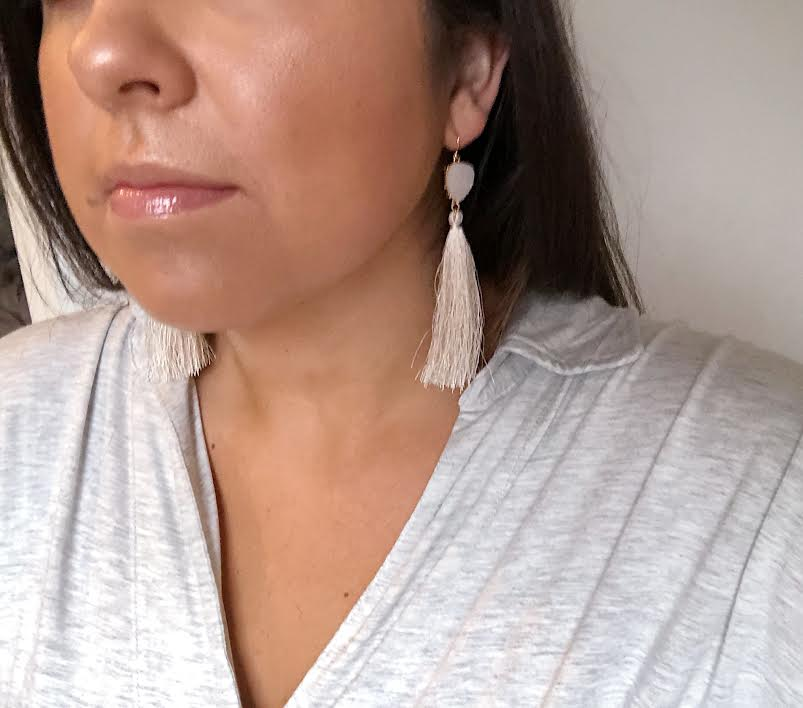 You can find these earrings  here