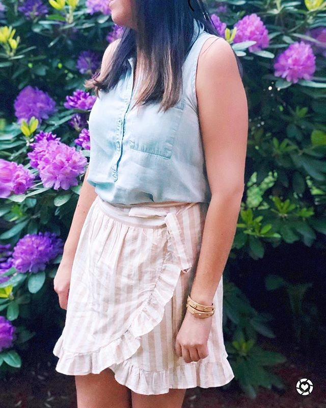 Happy #friyay everyone! 🎉 I can't believe it's already #june! ☀️ I wore this #outfit to work today and received many compliments ☺️ can't wait to dress this skirt up for a night out! What's everyone up to tonight and this #weekend? // http://liketk.it/2vZlb #liketkit @liketoknow.it #LTKunder50 #LTKstyletip #LTKsalealert #ootd #fridayvibes #workwear • • • • • #igstyle #whatiwore #styledbyme #wiw #mystyle #fashion #fashionblogger #blogger #weekendvibes #spring #liketoknowit #springfashion #summer #stylecollective #SC #scsisterlove #mablogger #bostonblogger