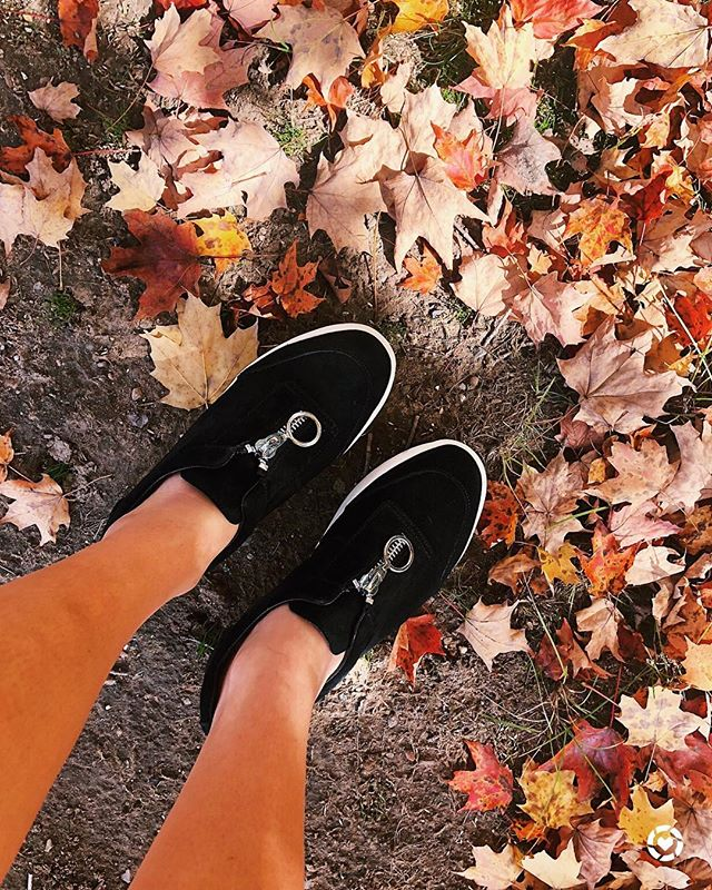 Fall leaves..fall shoes, not sure which I love more 😍🙌🏼🍂 use the @liketoknow.it app to shop this pic via screenshot // http://liketk.it/2xJ8c #fallvibes #tgif #fall #fallfashion