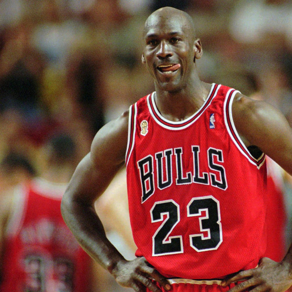 """I don't do things half-heartedly. Because I know if I do, then I can expect half-hearted results"" -  — Michael Jordan"