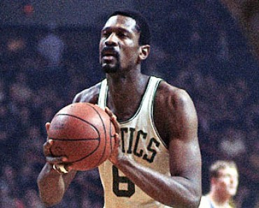 """Concentration and mental toughness are the margins of victory"" -  - Bill Russell"