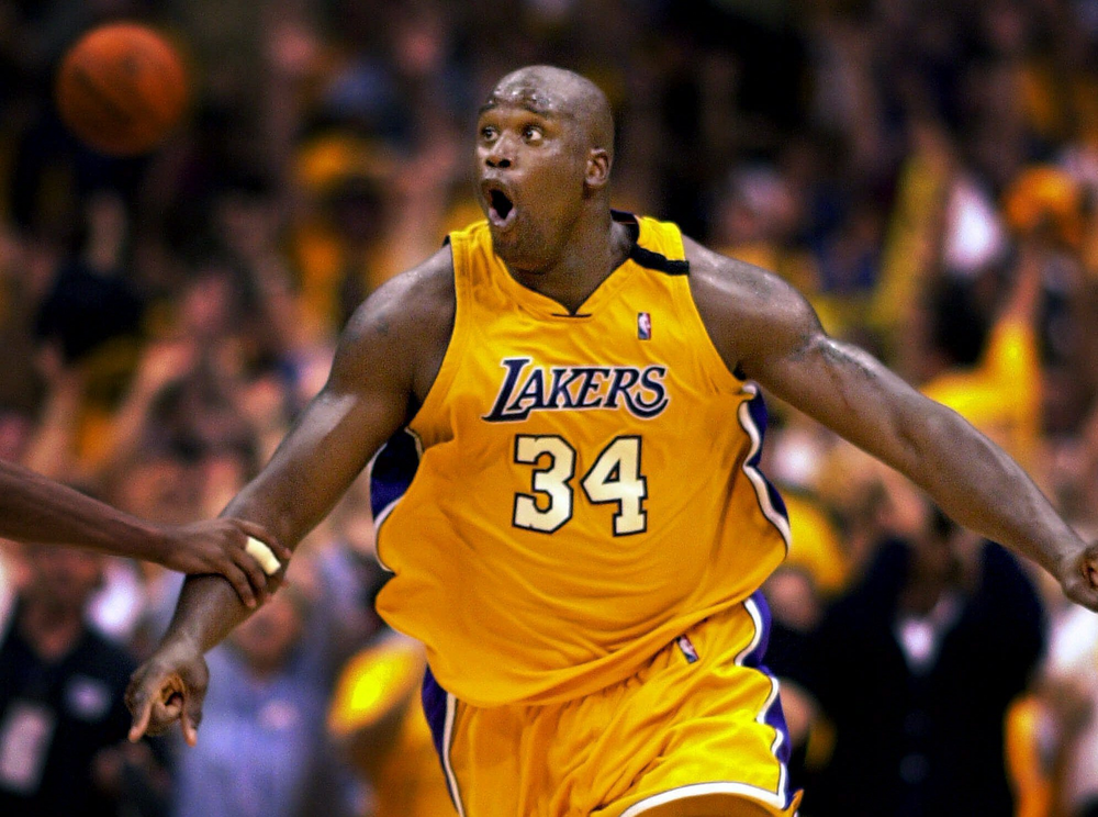 """The day I stopped worrying about stats is the day I started winning""  - - Shaquille O'Neal"