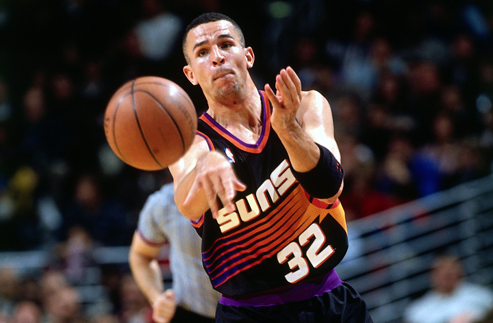 """Championship teams are built on being prepared, playing unselfishly and being held accountable""  - - Jason Kidd"