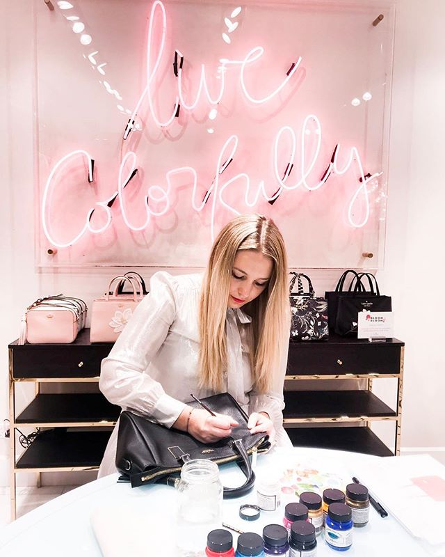 KATE SPADE x MADDY RITCHIE