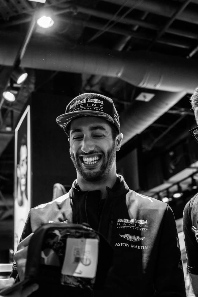 Puma // Daniel Ricciardo // Melbourne, Australia