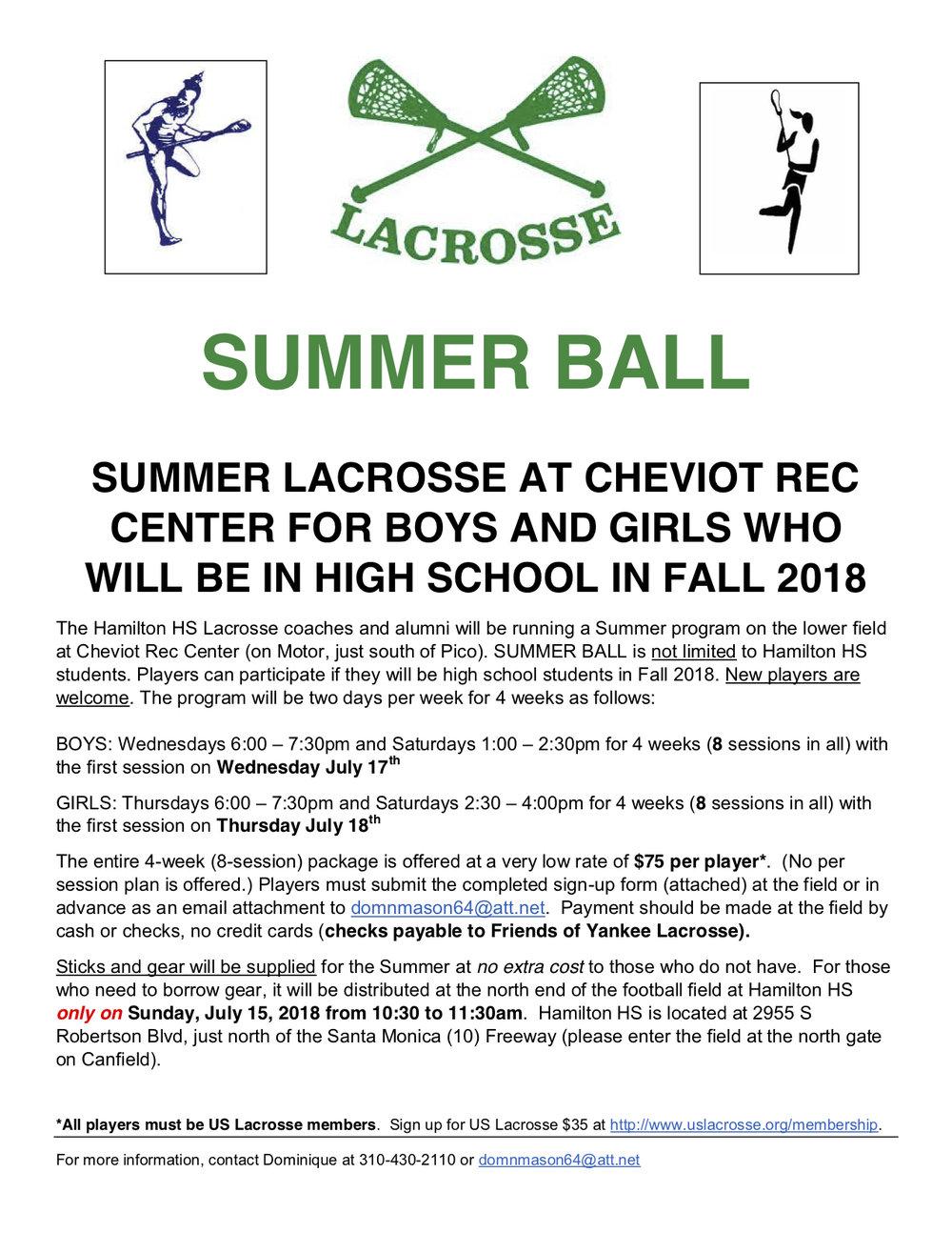 2018 Summer Lacrosse Flyer at Cheviot.jpg