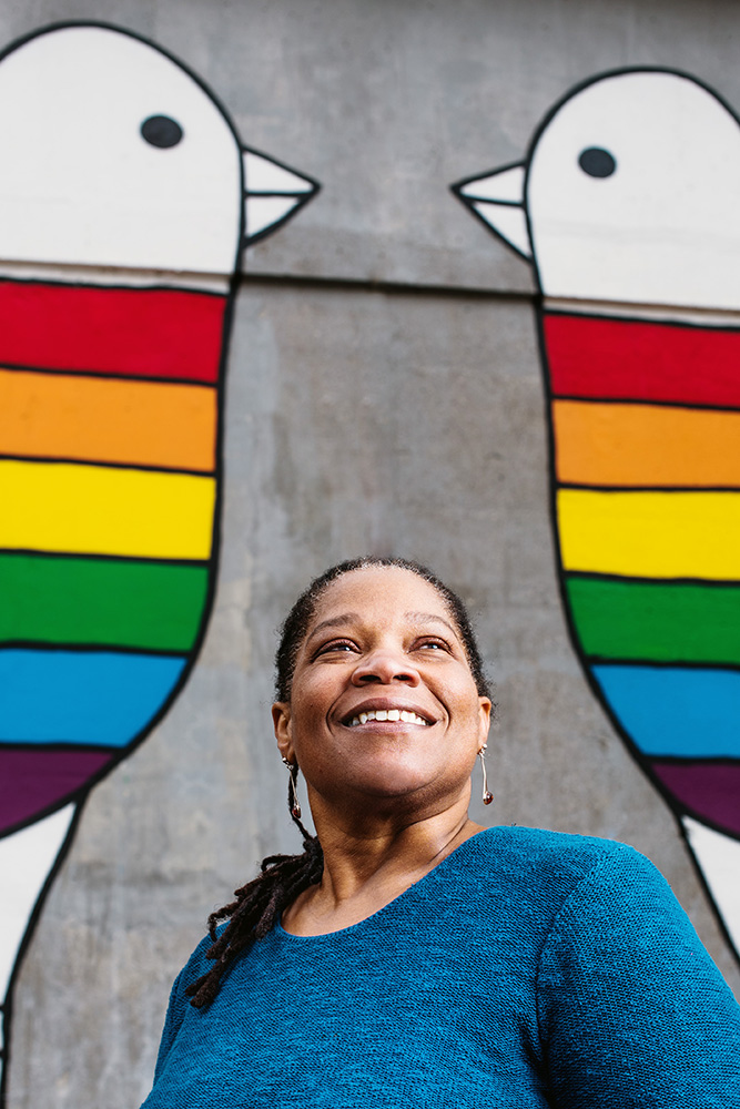 Phyllis Harris, LGBT of Greater Cleveland