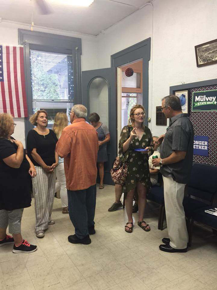 Meet and Greet with Ron DiNicola  di nicolaforcongress.com
