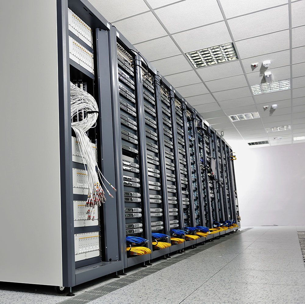 Data Center HVAC Maintenance by Rice Mechanical