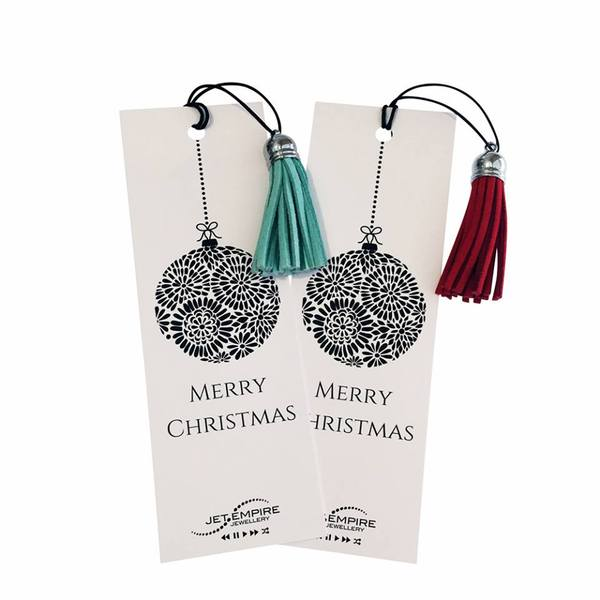COMPLEMENTARY CHRISTMAS TAGS