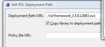 Deployment Path Editor