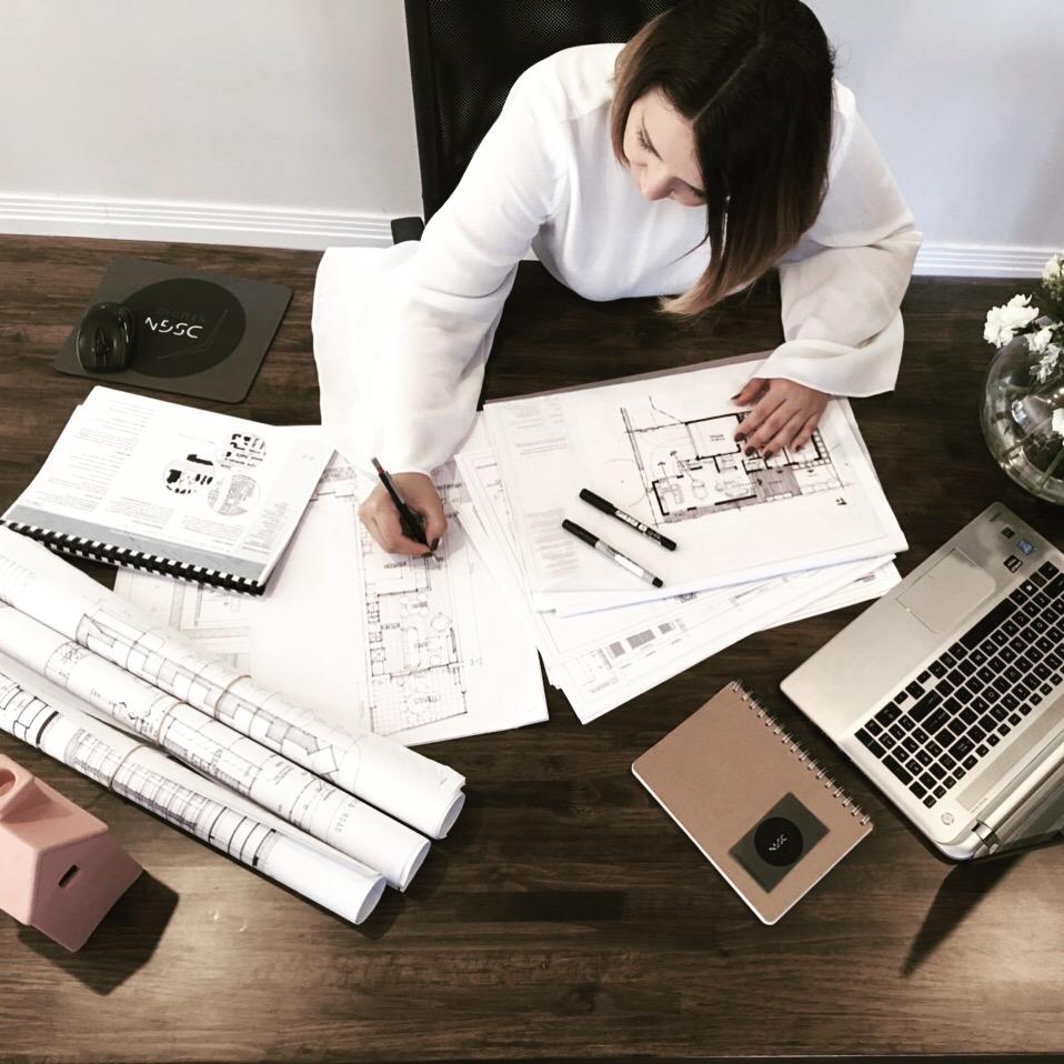 designing and drafting