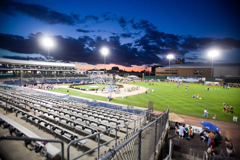 Venue: Harbor Yard, Bridgeport, CT