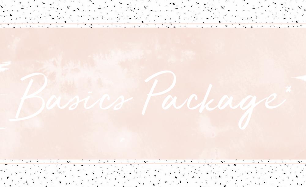 Basics Package. Flossy Digital Website Packages