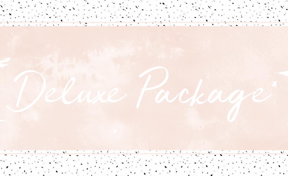 Delux Package. Flossy Digital Website Packages