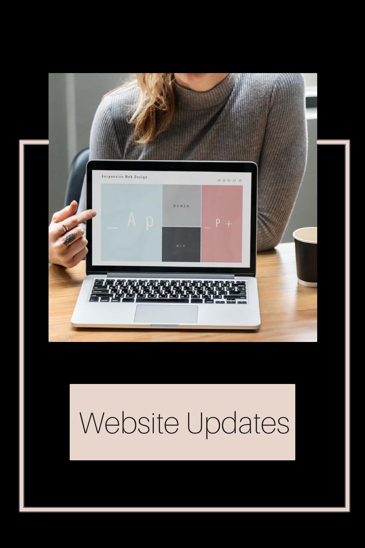 Flossy Digital Website Updates