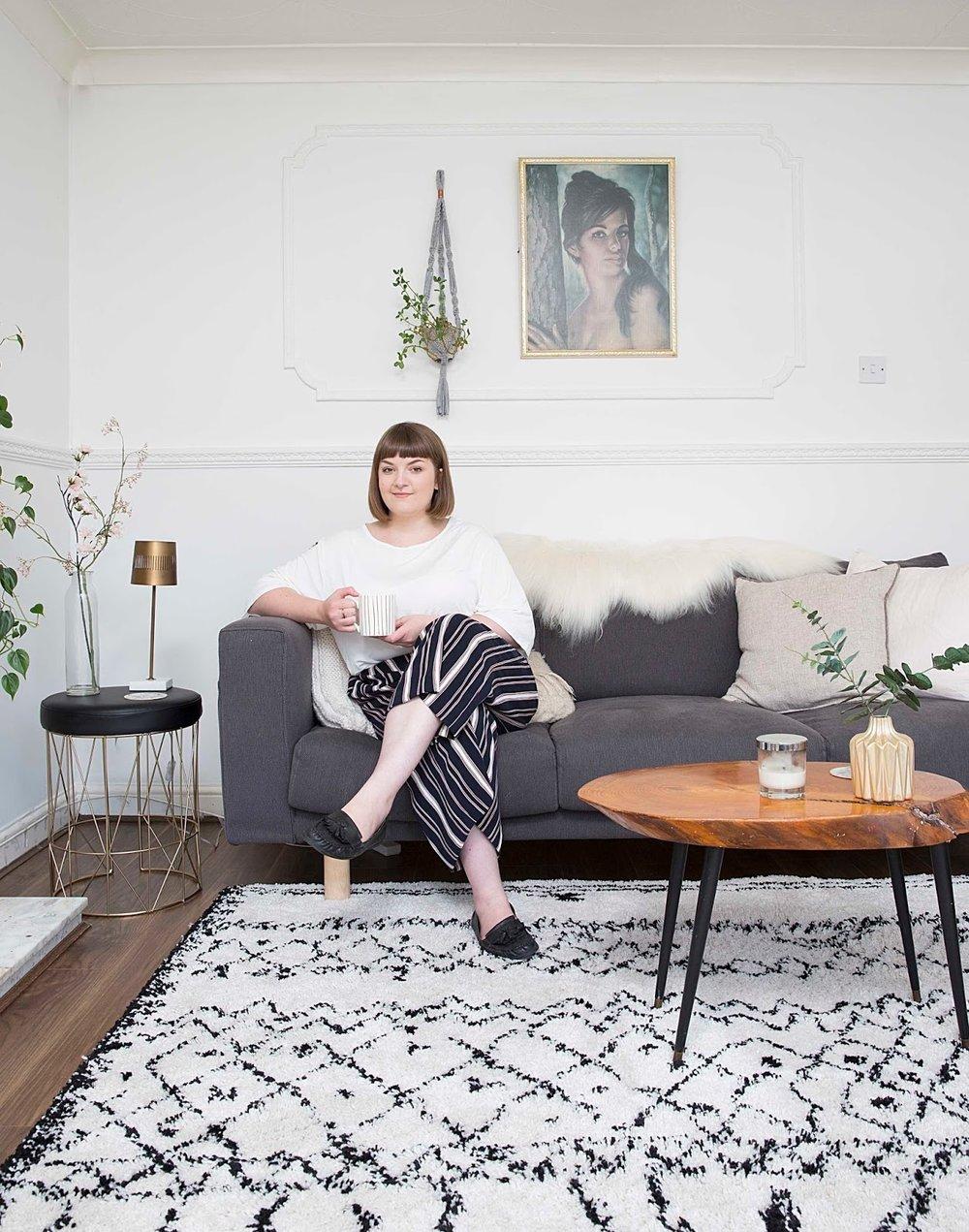 The lovely Catherine @heymamablog