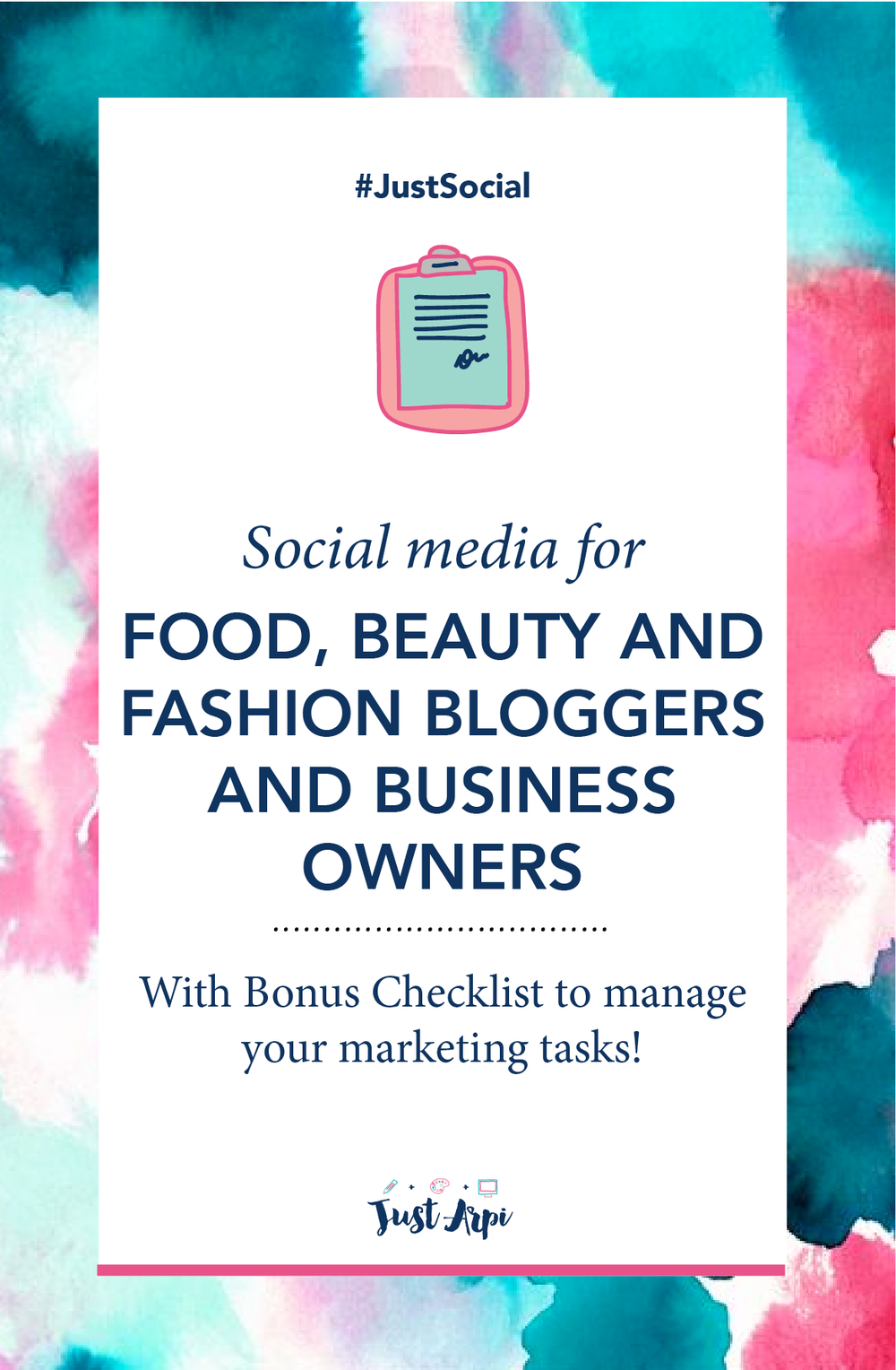 Social media for food fashion and beauty bloggers and business owners-14-14-14