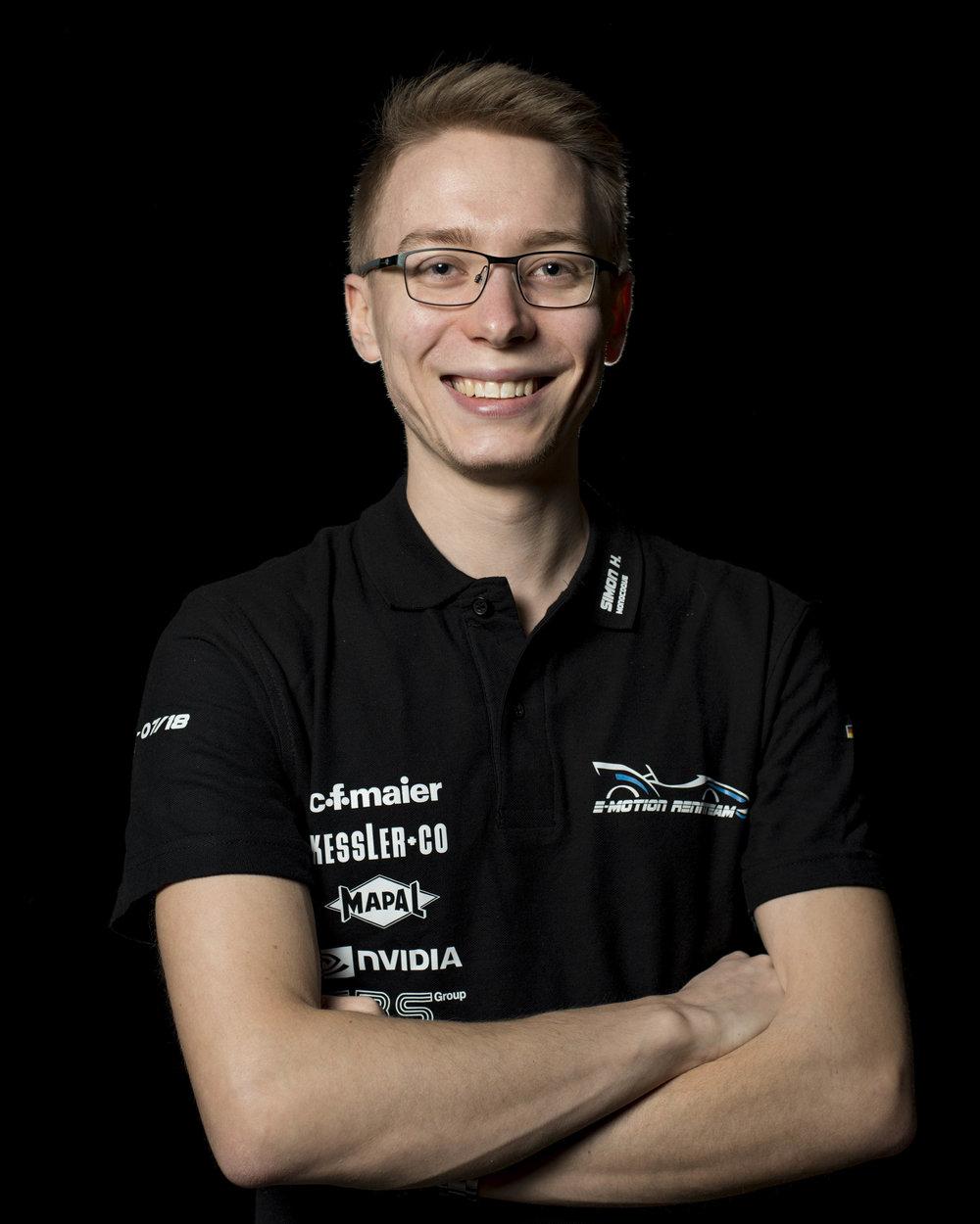 Simon Häbich / Seat