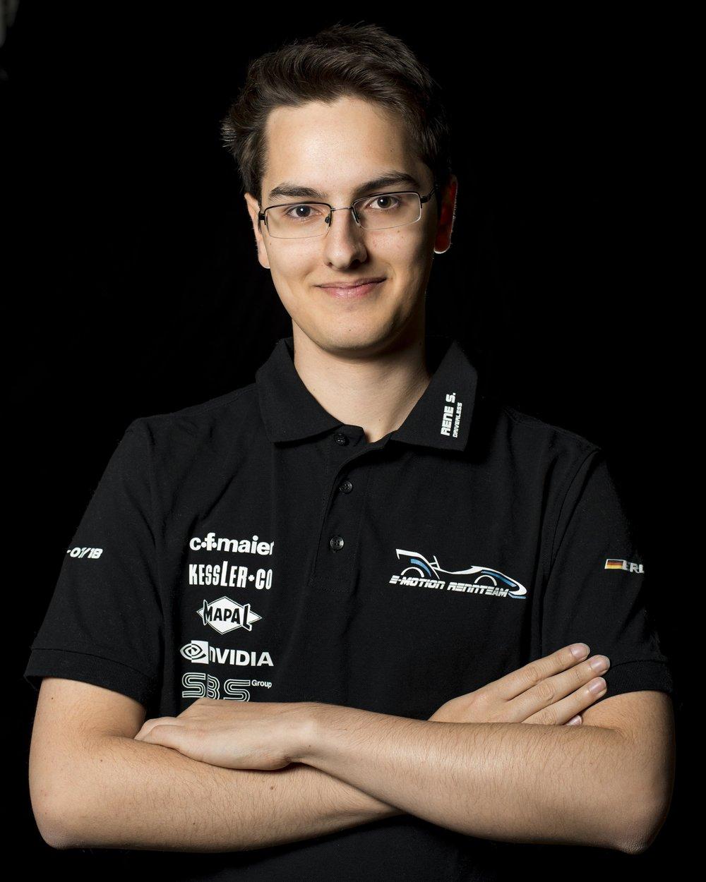 René Schwarz   / Steering Control