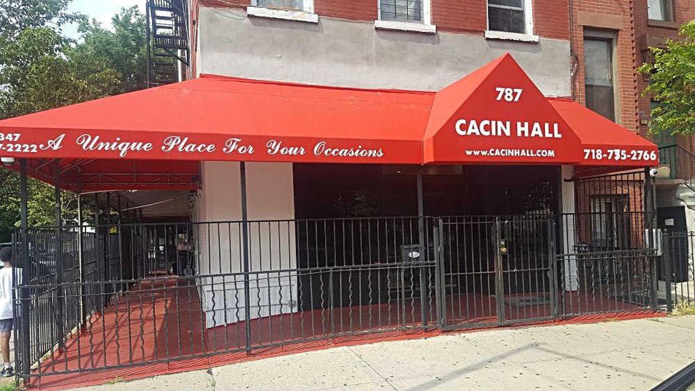 Cacin Hall Sidewalk