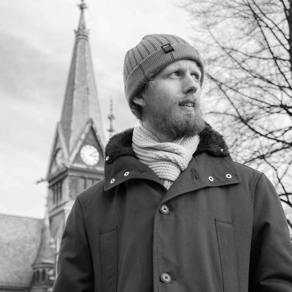 """Ole Andreas Olafsrud   Seminarholder på temaseminaret """"Hvordan være en disippel, egentlig? – Om livet som Jesu venner, ikke tjenere"""""""